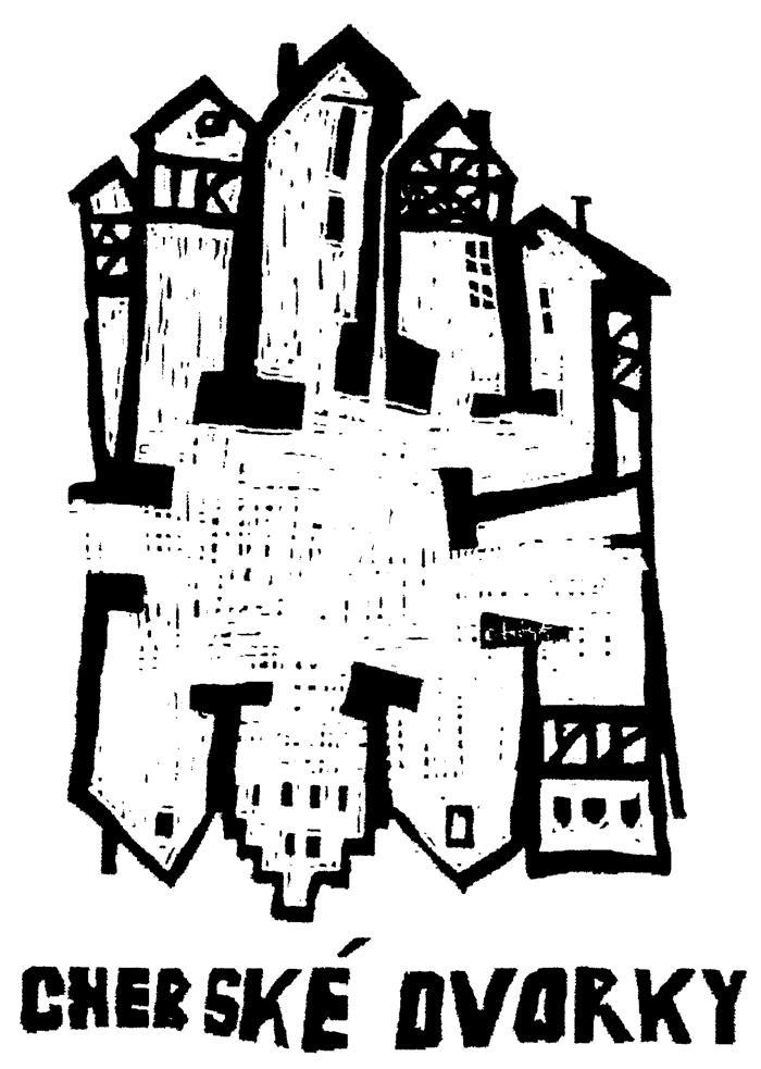 logo - Chebské dvorky